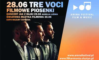 3. Arena Festival film&music Ostróda '2019