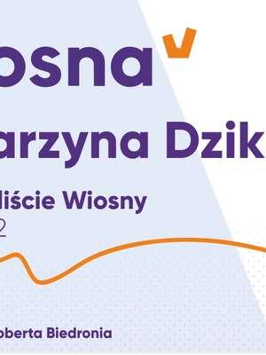 Katarzyna Dzik — kandydatka KW Wiosna Roberta Biedronia do Parlamentu Europejskiego [OGŁOSZENIE WYBORCZE]
