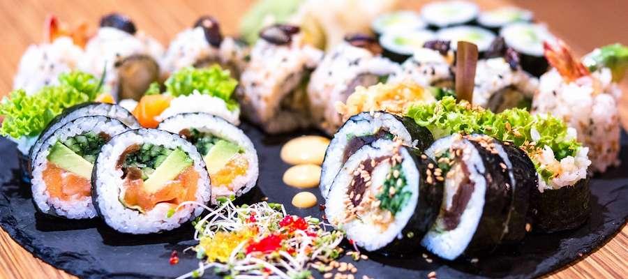 O tym jak smakuje japońska potrawa i że jest to dużo lepsza jakość od gotowca kupowanego w markecie można się przekonać w iławskiej restauracji Yotto Sushi & Noodle Bar