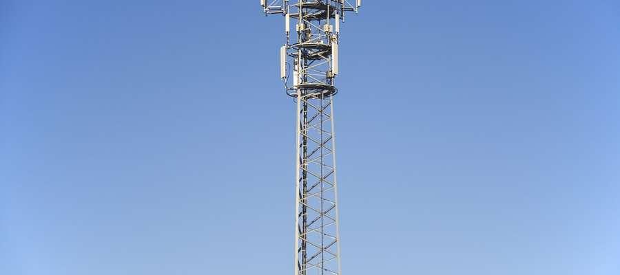 Maszt GSM