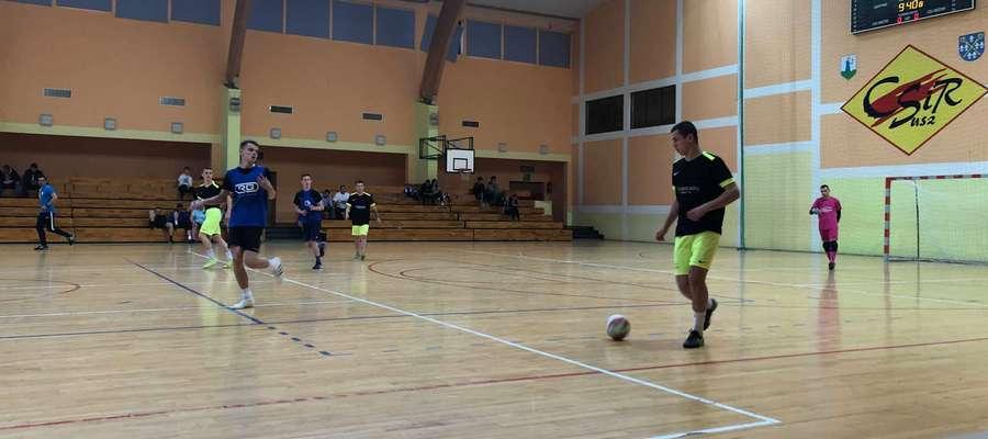 Jeden z meczów turnieju w Suszu