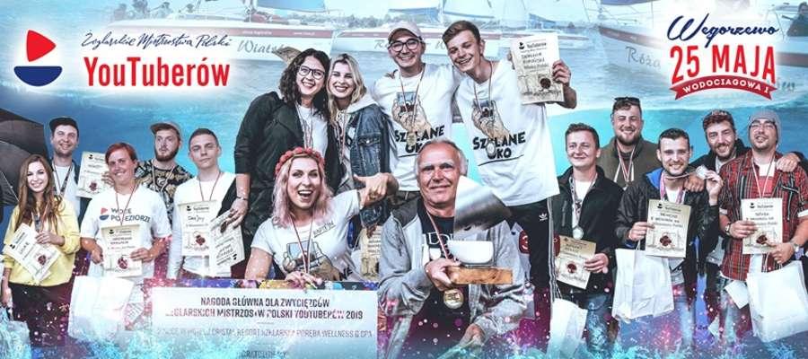 Największe gwiazdy polskiego YouTube'a w Węgorzewie!