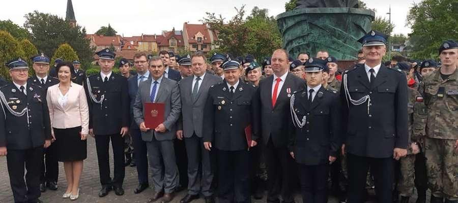 Powiatowe Obchody Dnia Strażaka w Ełku