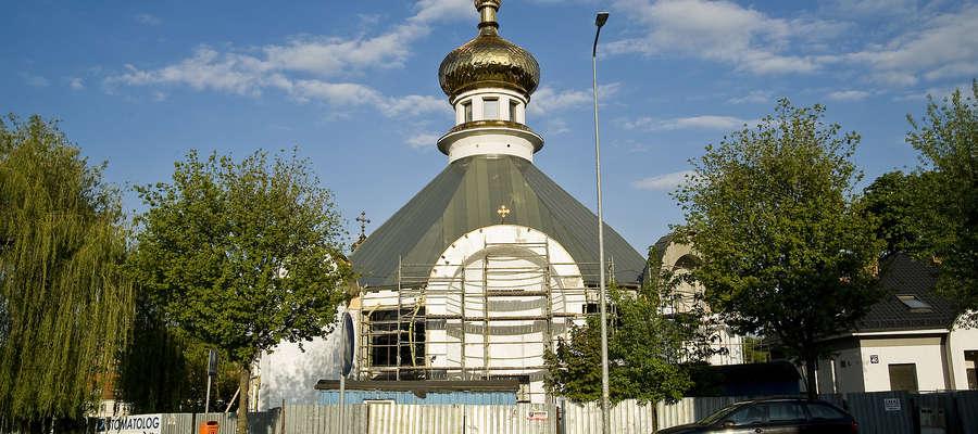 Budowa cerkwi greckokatolickiej w Elblągu