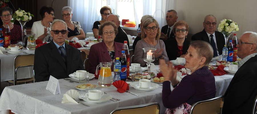 Na spotkaniu w Mszanowie z okazji Dnia Inwalidy pojawiło się 120 osób