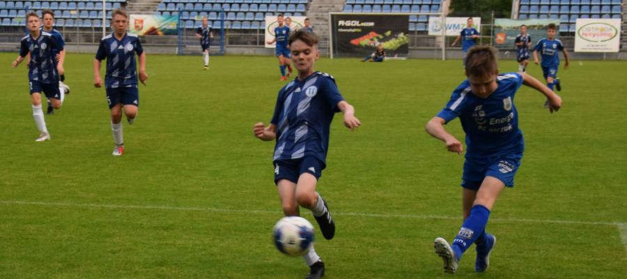 W piątek drużyny miały rozgrzewkę przed sobotnią rywalizacją w Ostróda Cup 2019