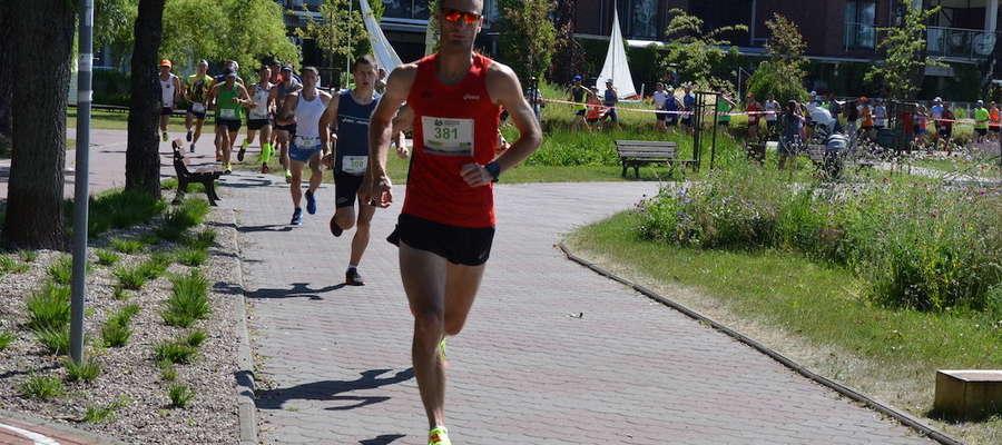 Na 8. Ostródzki Półmaraton św. Jerzego zapraszamy do Ostródy 9 czerwca