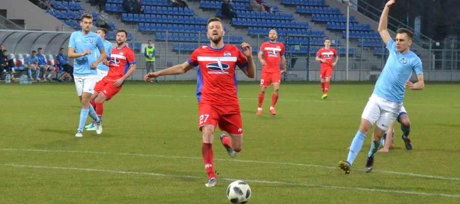 W sobotni meczu z Unią zespół Sokoła prawdopodobnie zagra osłabiony brakiem Roberta Hirsza