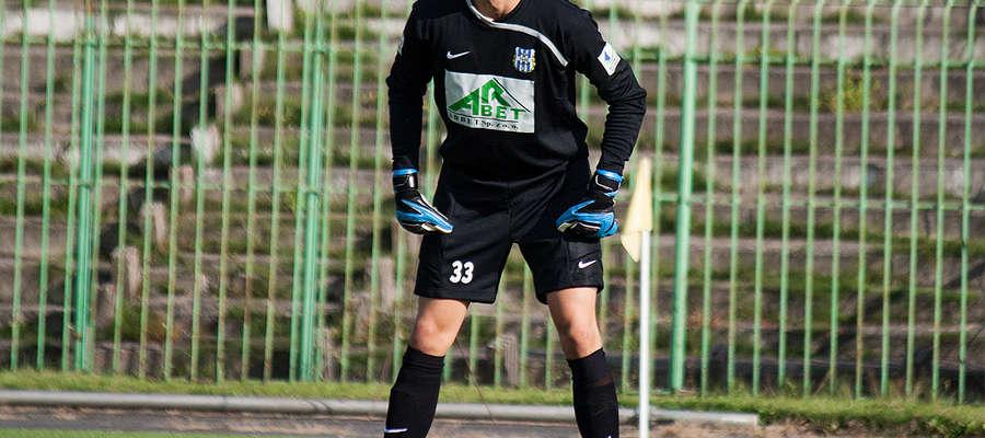 Rafał Gikiewicz jesienią 2010 roku grał w drugoligowym OKS 1945 Olsztyn, a wiosną był już w ekstraklasowym Śląsku Wrocław
