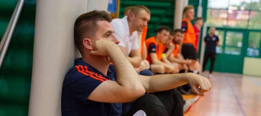 — Dzisiaj czujemy smutek. Przegraliśmy bitwę, ale nie wojnę — mówi trener Damian Jarzembowski
