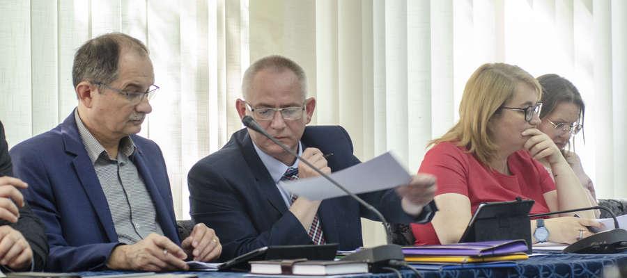 Maciej Radtke otrzymał od rady absolutorium oraz wotum zaufania