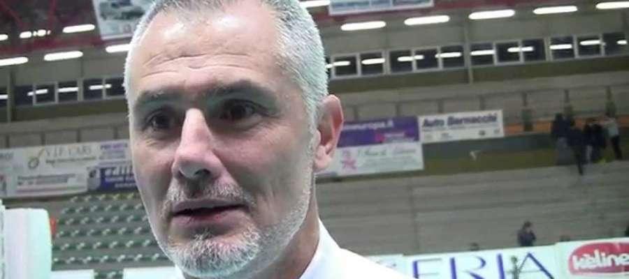 Paolo Montagnani poprowadzi w nowym sezonie siatkarzy Indykpolu AZS