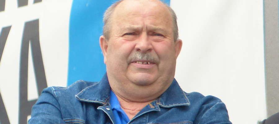 Zbigniew Szczypiński, dyrektor Jezioraka Iława