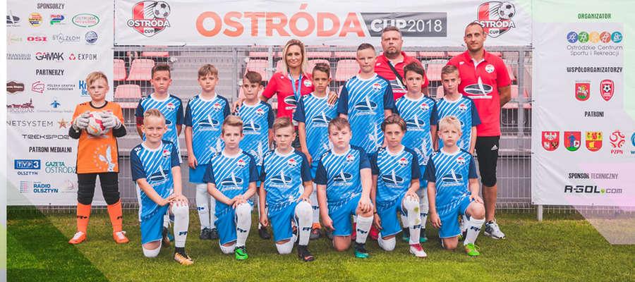 Ostróda w turnieju będzie reprezentowana przez dwie drużyny, jedną z nich jest Sokół, który tak prezentował się przed rokiem