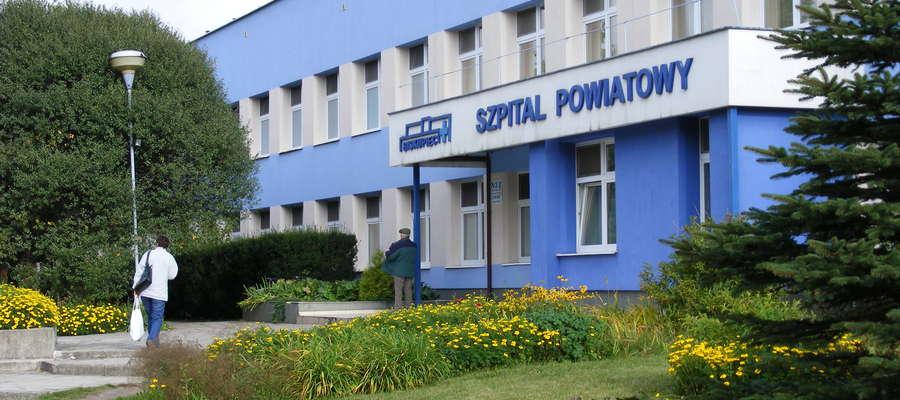 Zespół Zakładów Opieki Zdrowotnej w Dobrym Mieście może liczyć na 130 tys. zł, a Szpital Powiatowy w Biskupcu ok. 900 tys. zł  dodatkowych środków z dotacji budżetowej