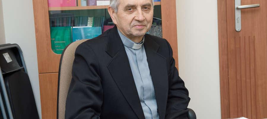 Ksiądz Ryszard Sztychmiler: Proces o nieważność małżeństwa nie jest łatwy