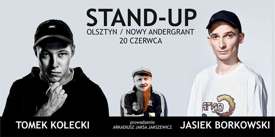 Stand-up Warmia / Tomek Kołecki & Jasiek Borkowski  - full image
