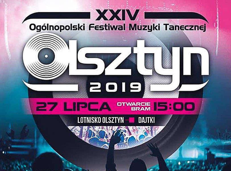 Ogólnopolski Festiwal Muzyki Tanecznej. Bilety są w ratuszu!  - full image