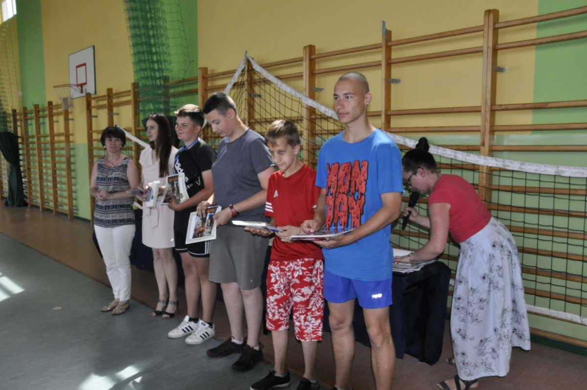 Ze Szkoły Podstawowej nr 2 w Nowym Mieście do konkursu przystąpiło 42 uczniów