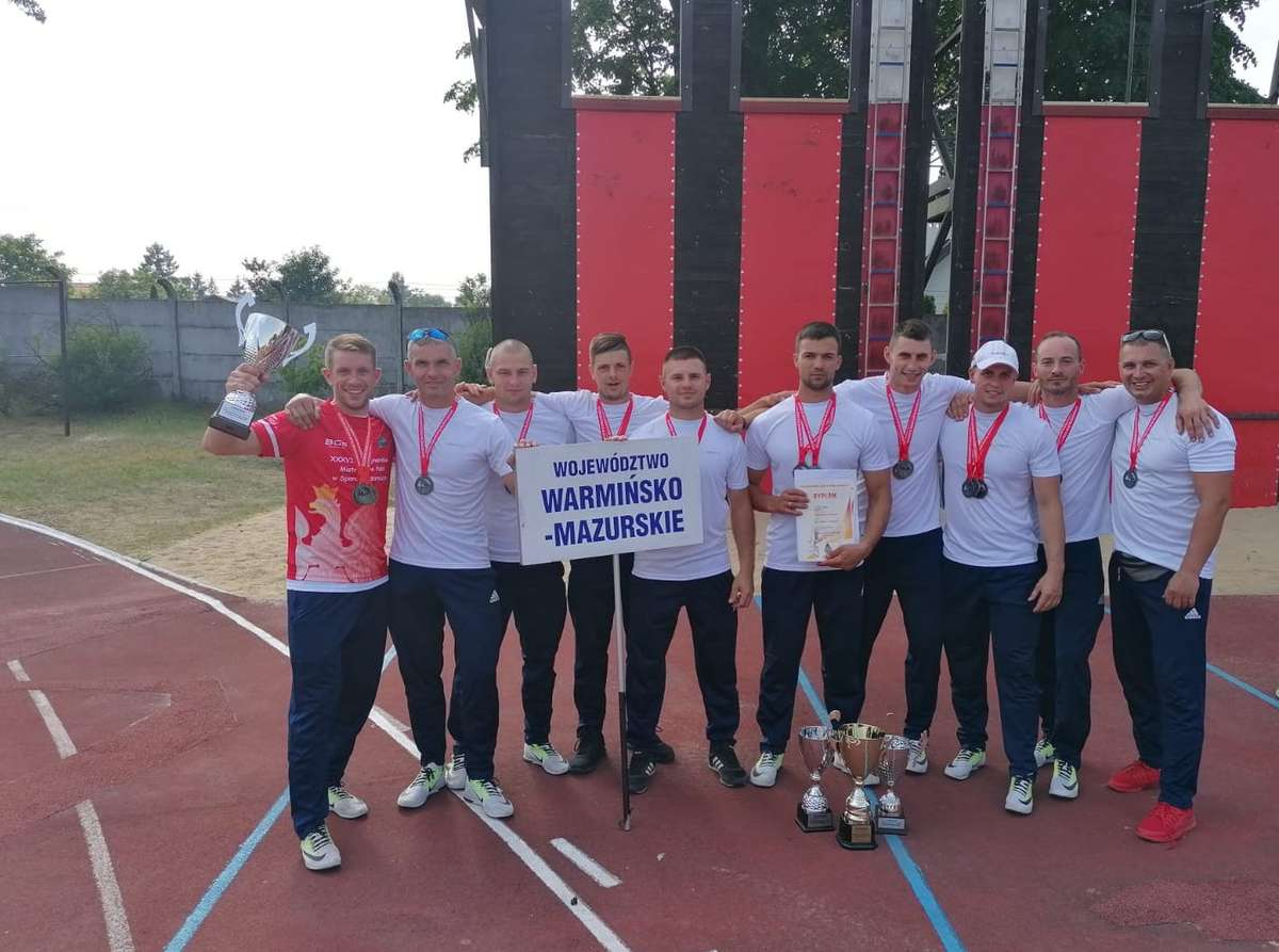 Reprezentacja naszego województwa na mistrzostwach w Częstochowie