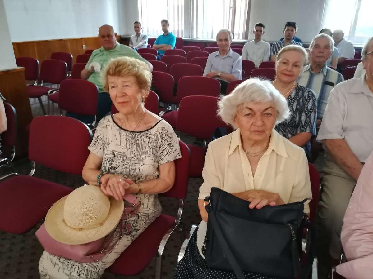 Maria Anielska (z prawej) Warmiaczka