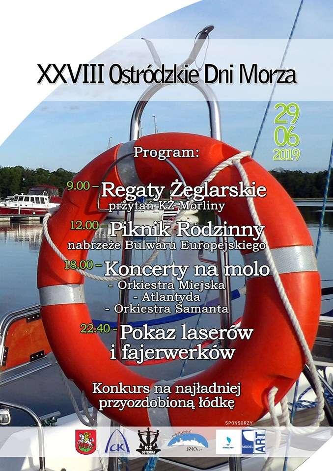 Dni Morza w Ostródzie - full image
