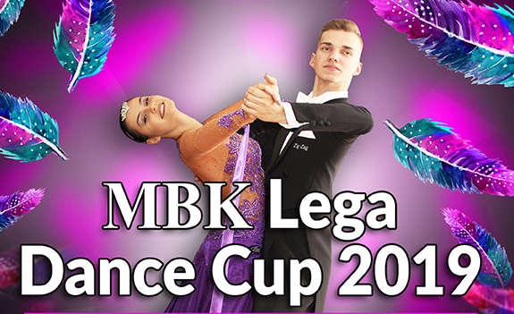 MBK Lega Dance Cup 2019 w Olecku - full image
