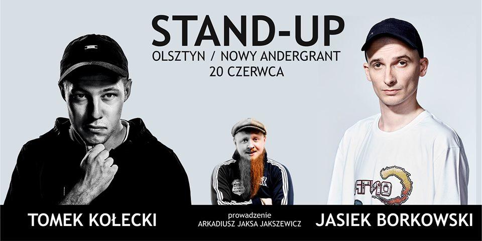 Stand-up Warmia / Tomek Kołecki & Jasiek Borkowski