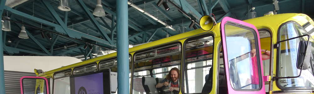 Autobus Kultury ruszy w miasto 1 lipca