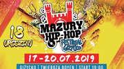 Mazury Hip Hop Festiwal 2019  - w tym roku czwarty dzień za darmo