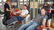 W sobotębędzie kolejny pobór krwi w straży