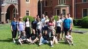 Młodzież z Osterode am Harz w Niemczech na wymianie w Ostródzie