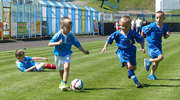 Zapraszamy na turniej Skrzat Cup. Na iławskim stadionie grać będzie ponad 500 dzieci!