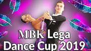 MBK Lega Dance Cup 2019 w Olecku