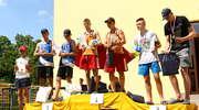 Młodzi mistrzowie siatkówki plażowej
