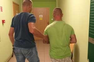 Ukradł głośniki i zaatakował ochroniarza. Został aresztowany na 3 miesiące