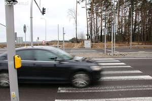 Uwaga: sygnalizacja świetlna na S51 pod Olsztynem została włączona