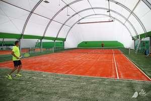Nowe korty tenisowe już otwarte
