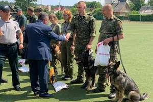 Międzynarodowe zawody psów służbowych