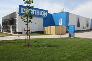 Już jutro wielkie otwarcie. To będzie pierwszy taki Decathlon w Polsce