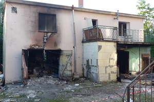 Wybuch w domu przy ul. Kętrzyńskiej. Na szczęście obyło się bez ofiar śmiertelnych [ZDJĘCIA, WIDEO]