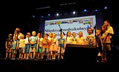 Międzyprzedszkolny Turniej Wiedzy o Bezpieczeństwie