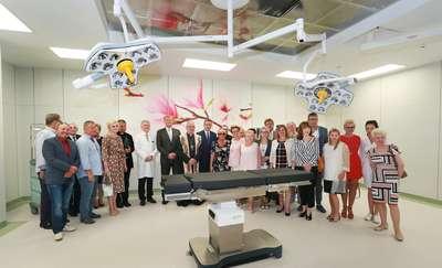 Rozbudowano Szpital Miejski w Olsztynie. Powstał m.in. nowoczesny blok operacyjny [ZDJĘCIA]