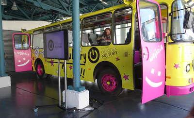 Autobus kultury odwiedza Zatorze