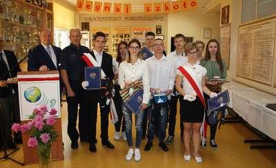 Zakończenie roku szkolnego w OSWdG w Olecku