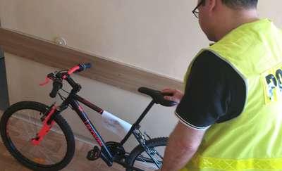 Kradł rowery, zarabiał, posiedzi
