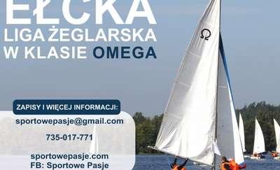 Rusza Ełcka Liga Żeglarska