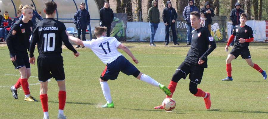 W AP Ostróda trenuje blisko 250 młodych zawodników