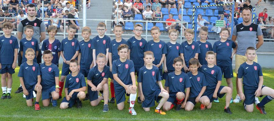 Kilkanaście grup wiekowych liczy AP Ostróda, w której trenuje ponad 200 piłkarzy