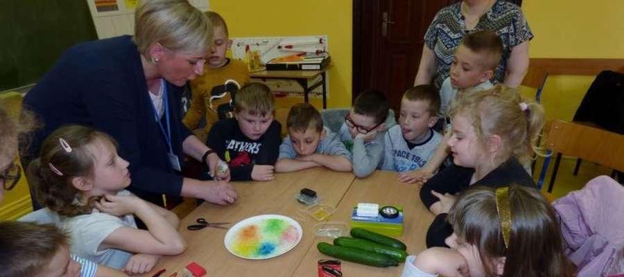 Dzieci poznawały zasady fizyki